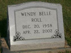 Wendy Belle Dobbins Roll (1958-2002) - Find A Grave Memorial