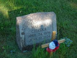 Marie Helen <I>Turner</I> Chaska