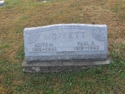 Paul Donald Moffett