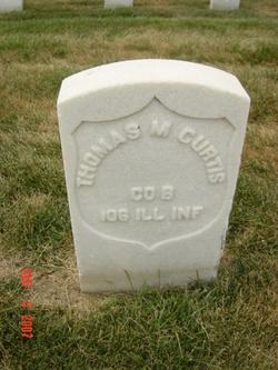 Thomas M Curtis
