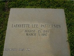 LaFayette Lee Patterson