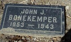 John Joseph Bonekemper