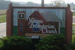 Wayne Presbyterian Church Cemetery