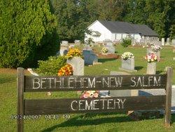 Bethlehem-New Salem Cemetery