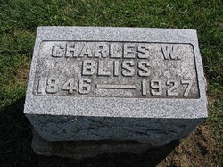 Charles W Bliss