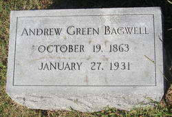 Andrew Green Bagwell