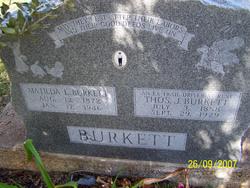 Thomas Judson Burkett