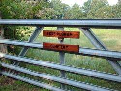 Lone Pilgrim Cemetery