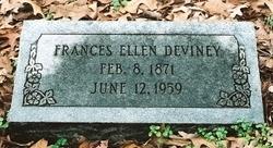 Frances Ellen Deviney