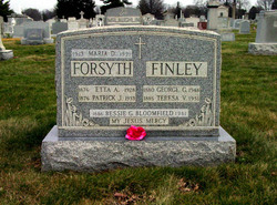 "Henrietta A. ""Etta"" <I>Bloomfield</I> Forsyth"
