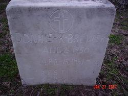 Donnie K. Brewer
