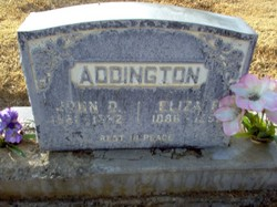 John Dowl Addington