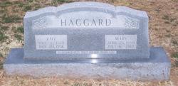 Roy Haggard