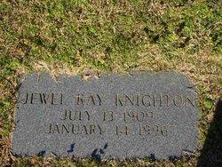 Roma Jewel <I>Ray</I> Knighton