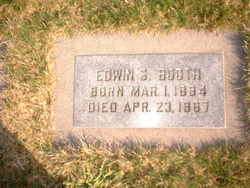 Edwin S Booth