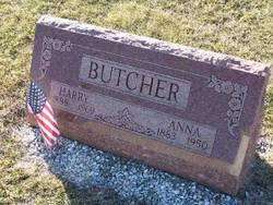 Harry Butcher