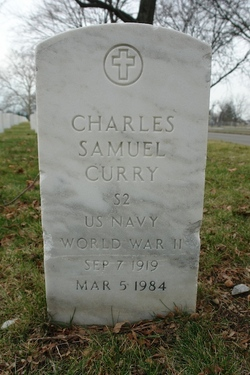 Charles S Curry