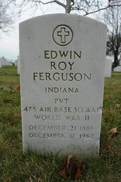 Edwin Roy Ferguson