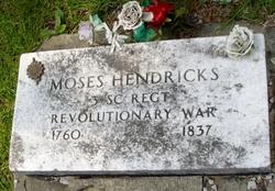 Moses Hendricks