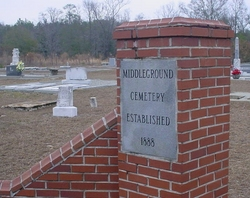 Middle Ground Cemetery
