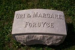 Margaret Ann <I>Long</I> Fordyce