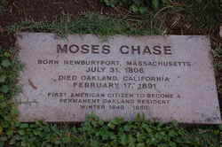 Moses Chase