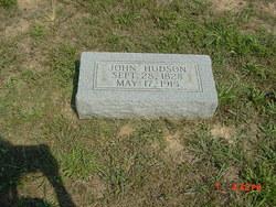 John Hudson