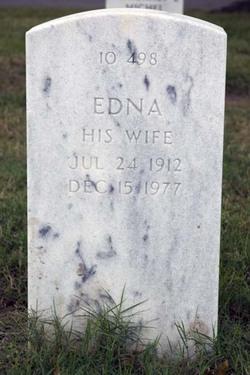Edna <I>Ernst</I> Billigmeier