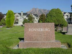 Dorothy Ruby <I>White</I> Ronneburg