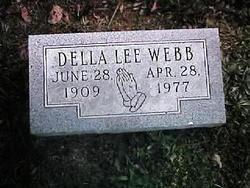 Della Lee Webb