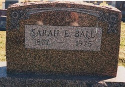 Sarah Ellen <I>Summa</I> Ball
