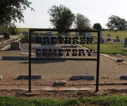 Granger Brethren Church Cemetery