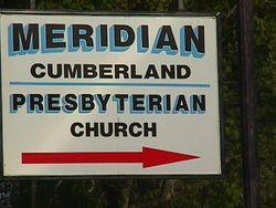 Meridian Cumberland Presbyterian Church Cemetery