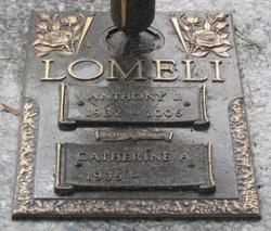 Anthony J. Lomeli