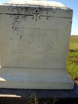 Dr John Frederick Bagwell