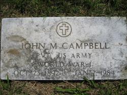 John Marion Campbell