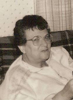 Doris Marie <I>Miller</I> Gearin