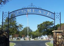 Bourland Cemetery