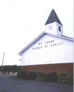 Mount Tabor Church of Christ Cemetery