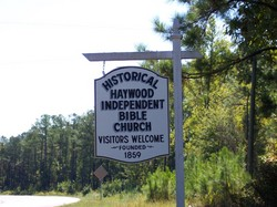 Haywood Independent Bible Church Cemetery