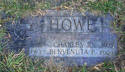 Benvenuta Paula <I>Montegani</I> Howe