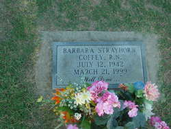Barbara <I>Strayhorn</I> Coffey