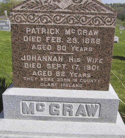 Patrick McGraw