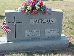 """Emmett Graham """"Buster"""" Jackson"""