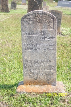 William Harrison Stacks
