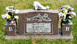 David Lee Burkett