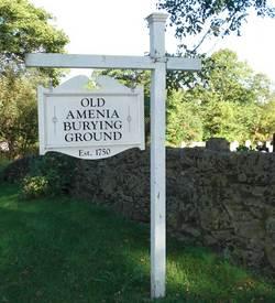 Old Amenia Burying Ground
