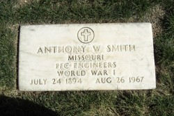 Anthony Wayne Smith