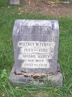 Whitney W. Fenner