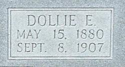 "Delphia Elizabeth ""Dollie"" <I>Johnson</I> Pierce"